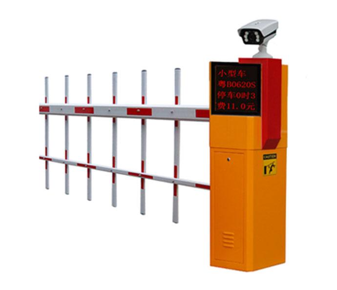 智慧新城停车场系统新编—智能道闸系统