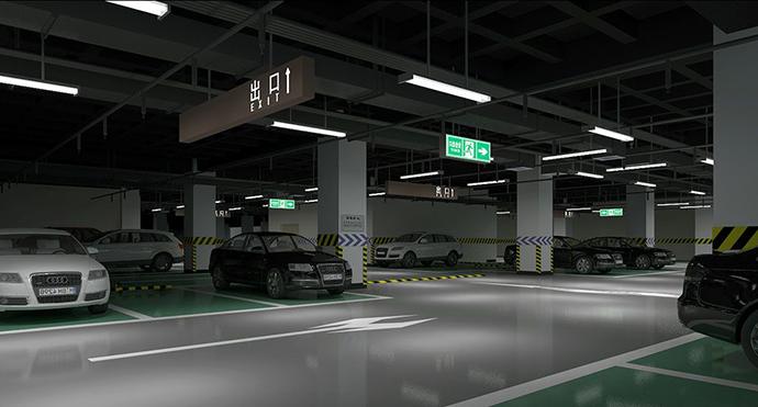 智慧停车系统