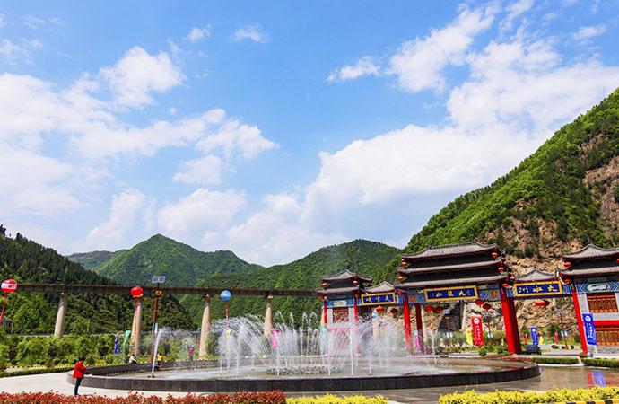 宝鸡九龙山景区