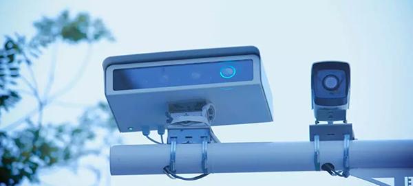 智能车牌识别摄像机